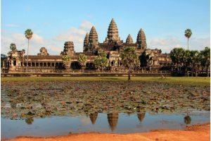 Foto:Angkor Wat, Camboya. Imagen Por: