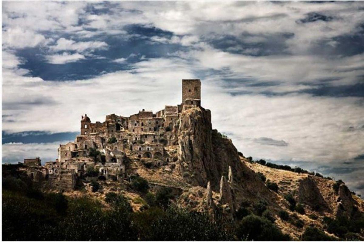 Foto:Craco, Italia. Imagen Por: