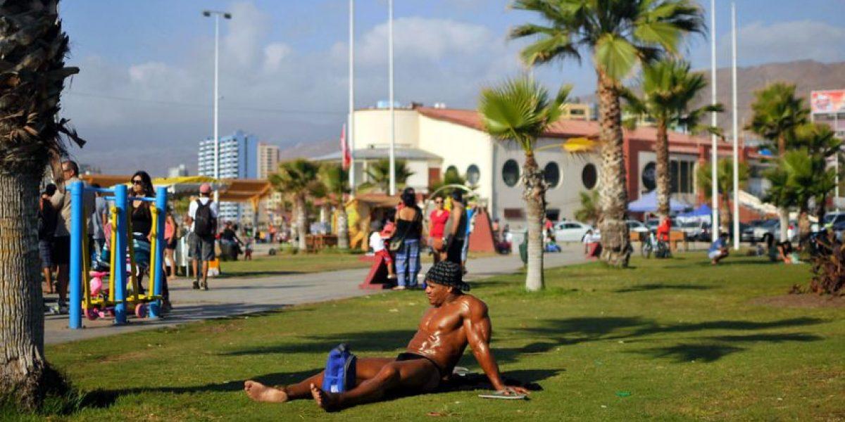 [Galería] Revisa las mejores imágenes del Balneario de las Almejas de Antofagasta