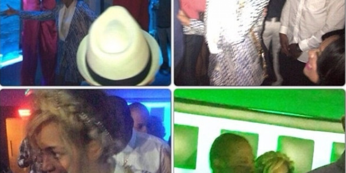Beyoncé y Jay-Z sorprenden en una discoteca de Santo Domingo