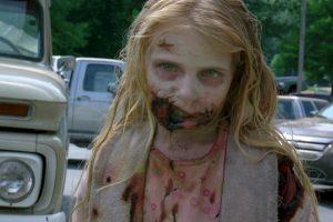 Niña zombie Foto:Flickr Image. Imagen Por: