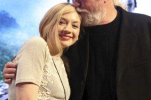Scott Wilson y Emily Kinney Foto:Getty image. Imagen Por:
