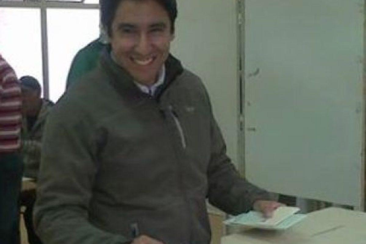 candidato diputado distrito 6, fue contratado en la Subsecretaría de Servicios Sociales durante diciembre de 2013 por $2.000.000. Foto:Twitter. Imagen Por: