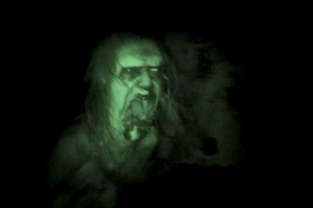 """Aun que las opiniones están dividas en """"Rec"""", éste comesesos es aterrador. Foto:Youtube image. Imagen Por:"""