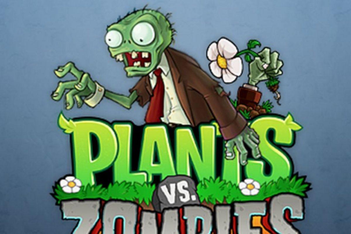 """El zombie de """"Plantas Vs Zombies"""" no da mucho miedo, pero si es muy famoso entre los niños. Foto:Tumblr image. Imagen Por:"""