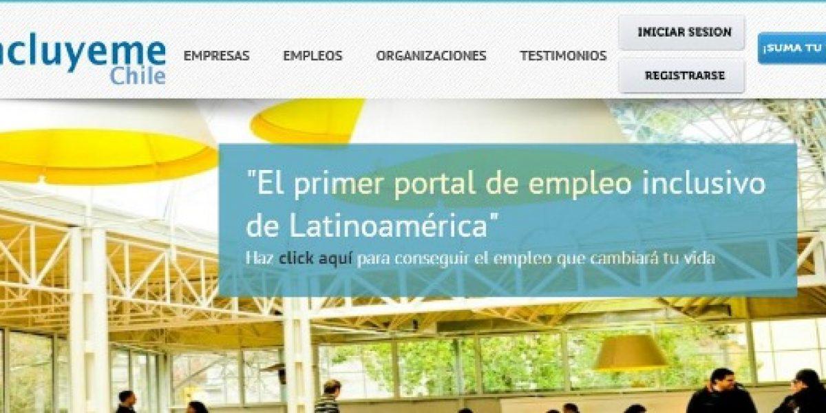 Nuevo portal de empleo inclusivo llega a Chile