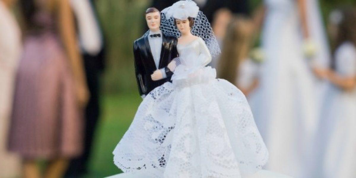 Partes de matrimonio para novios que buscan salir de lo común