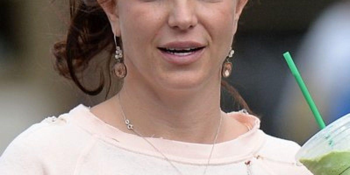 Exclusivas imágenes de Britney Spears con su nuevo look