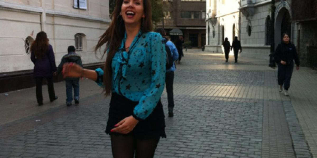 Nataly Chilet es la flamante reina del Festival de La Serena 2014