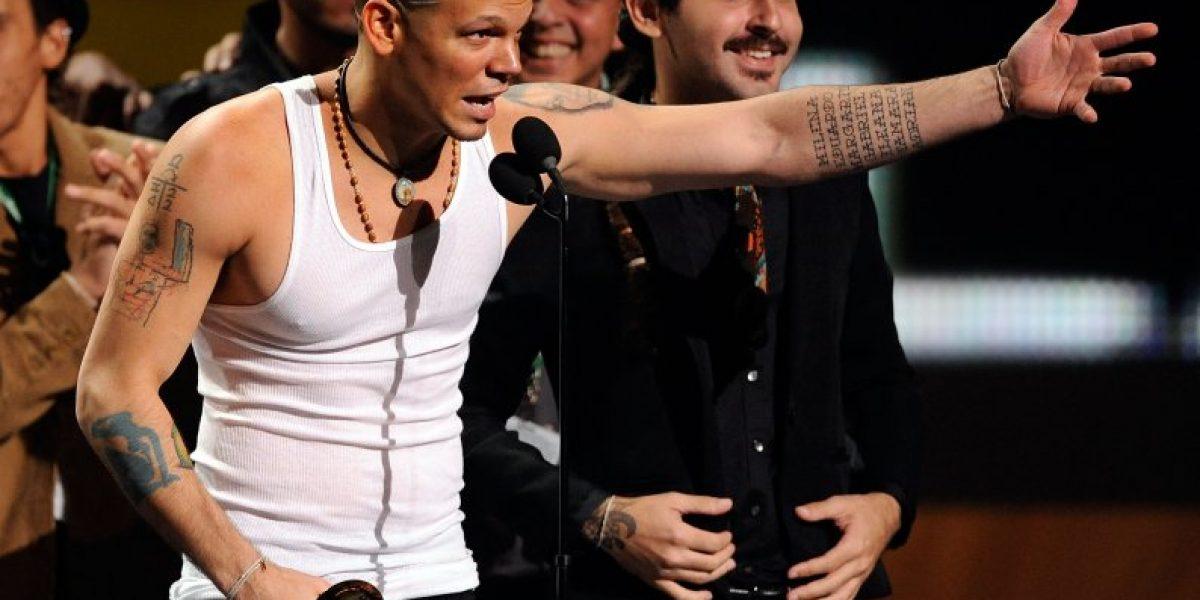 Residente de Calle 13 será papá