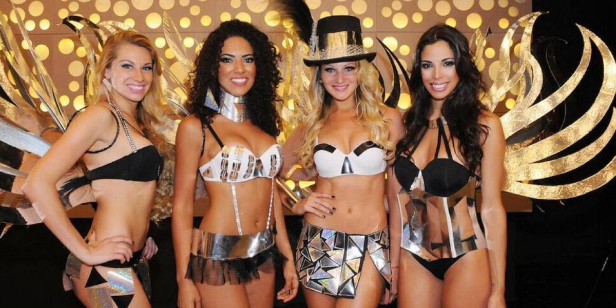 Conrad Angels: Las cuatro mujeres más bellas de Latinoamérica están en Chile