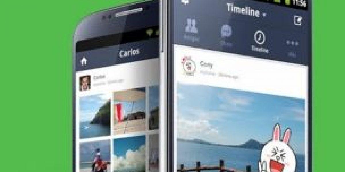 Éstas son las diferencias de Whatsapp, LINE, WeChat y Telegram