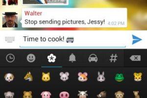 Emoji en Telegram. Foto:Telegram. Imagen Por: