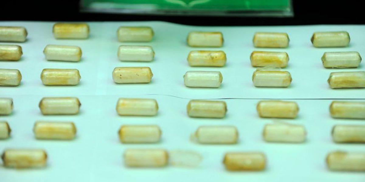 Peruana muere por sobredosis de droga al reventarse los ovoide que llevaba en el estómago