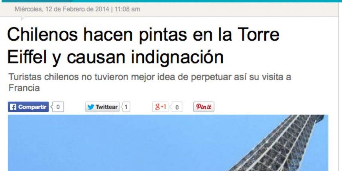 Prensa internacional destaca