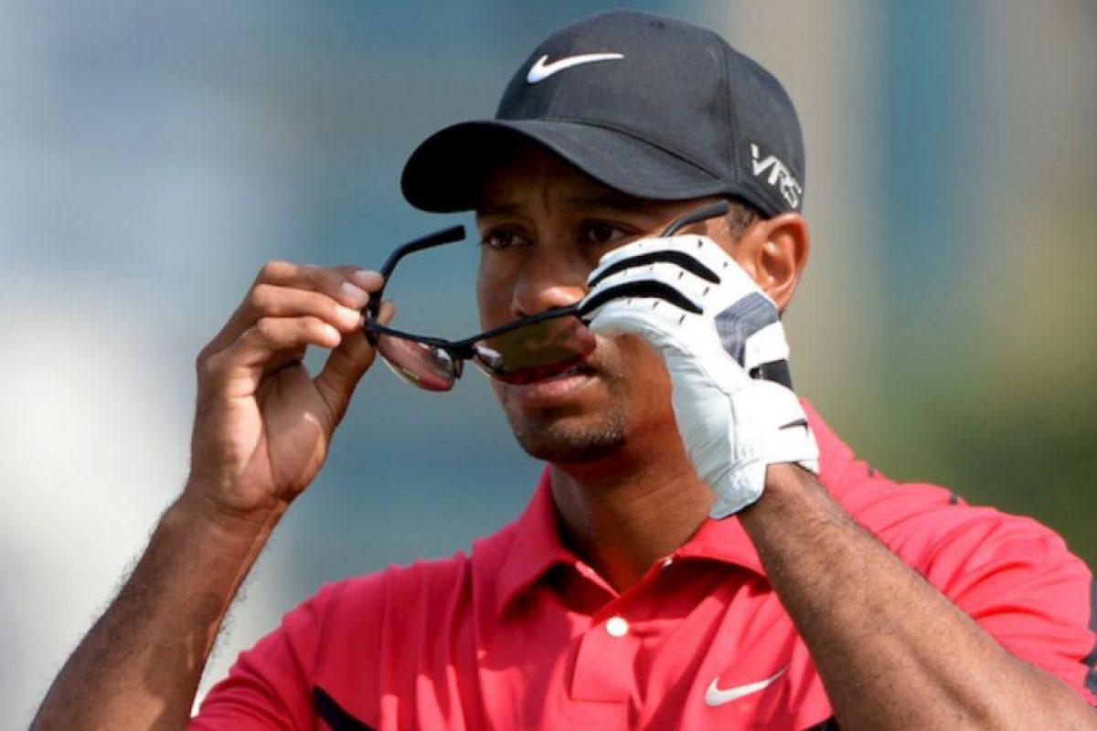 Tiger Woods engañó a su esposa en múltiples ocasiones Foto:Getty Images. Imagen Por: