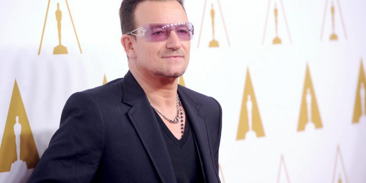 U2 actuará en la entrega de los Óscar