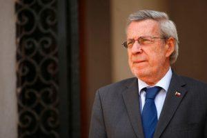 El ex embajador y agente chileno para el juicio en La Haya celebrará por primera vez este 14 de febrero en algún lugar perdido en la costa central. Imagen Por: