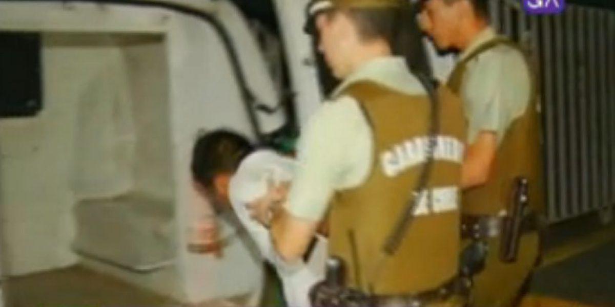 Menor de 14 años entre los delincuentes acusados de un violento robo en Macul