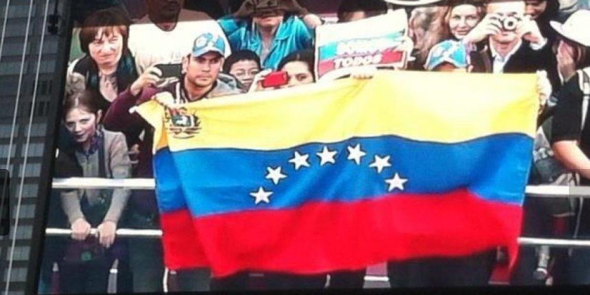 Venezolanos protestan contra Maduro en Nueva York