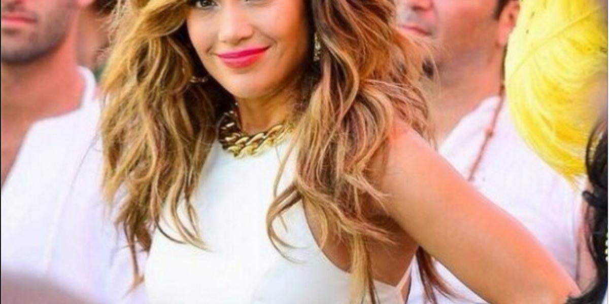 Jennifer Lopez graba candente vídeo del Mundial 2014