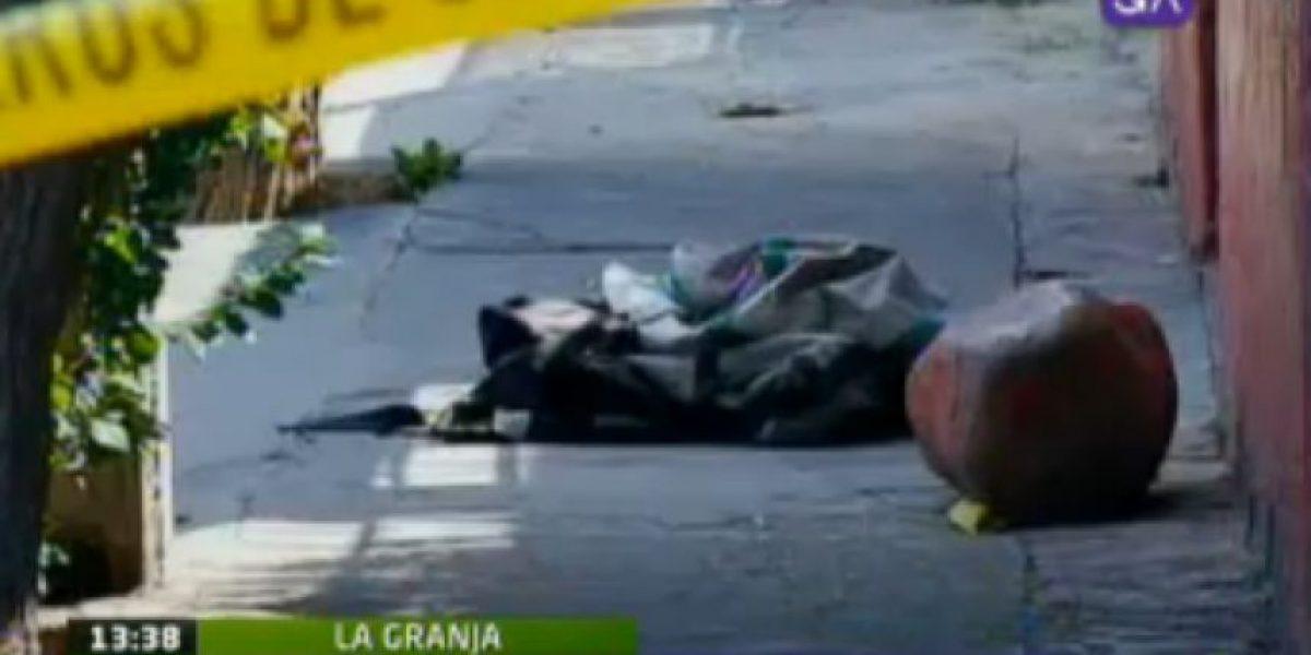 Peruano murió de una puñalada efectuada por una mujer chilena en La Granja
