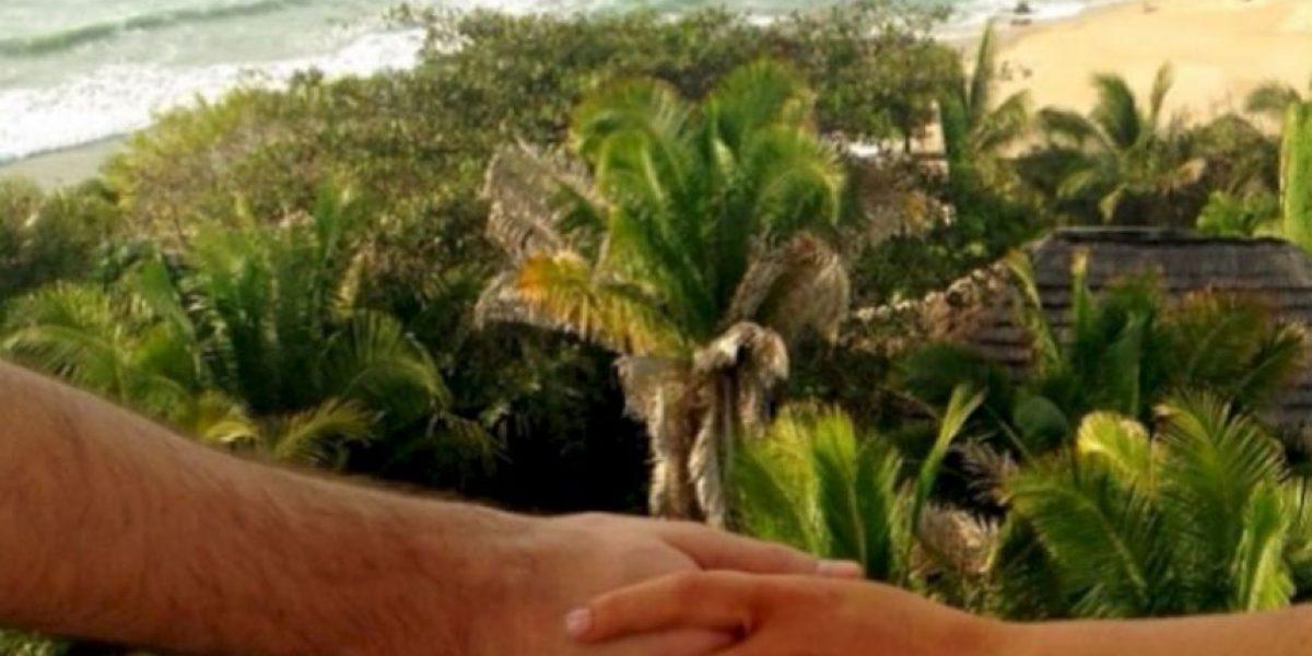 GALERÍA: Christina Aguilera se compromete