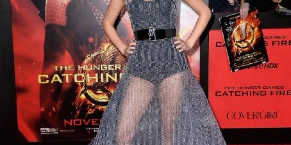 Jennifer Lawrence, la mejor actriz de reparto por
