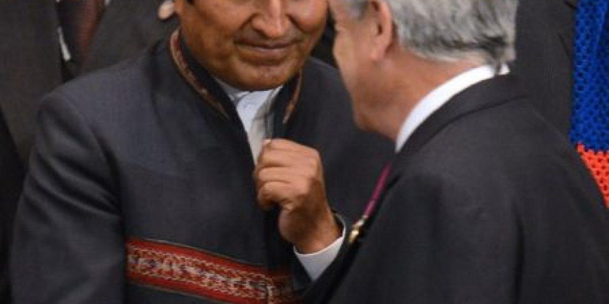 Bolivia asegura que Piñera