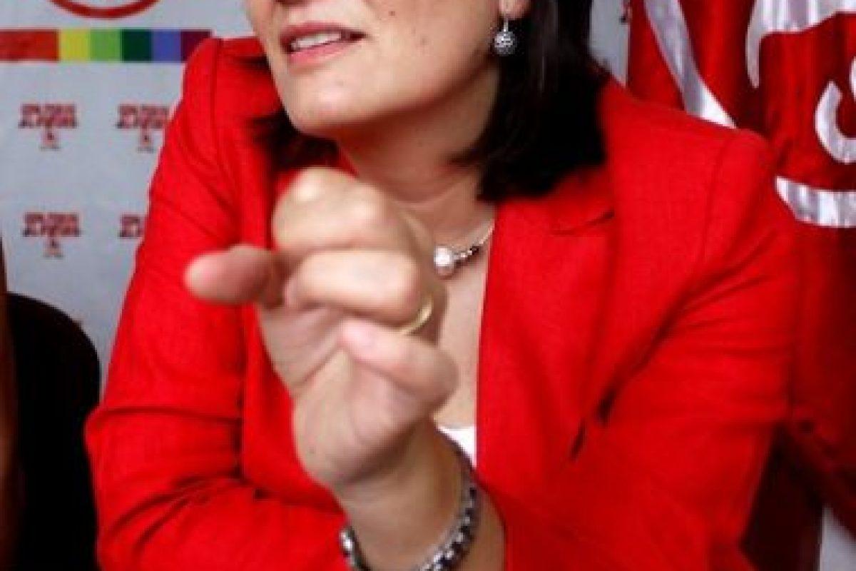 """Abogada, fue Ministra del Sernam. Dijo que le """"encantaría"""" ocupar el puesto en el Senado. Imagen Por:"""