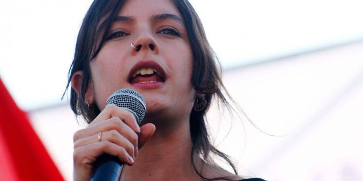 Revista inglesa elige a Camila Vallejo entre las