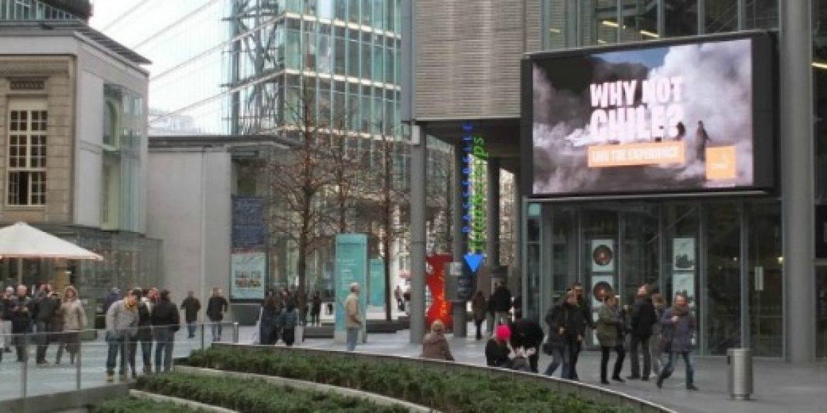 Chile se promociona como destino turístico en festival de cine de Berlín