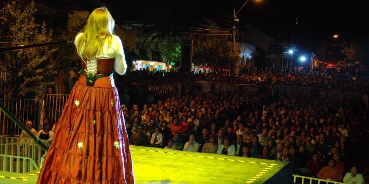 Ana Tijoux, Jorge González y María José Quintanilla son parte de los artistas presentes en el Festival de Buin