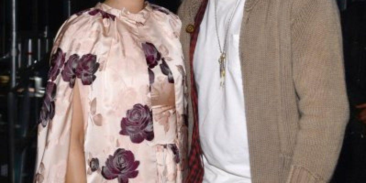 Katy Perry estaría comprometida con John Mayer