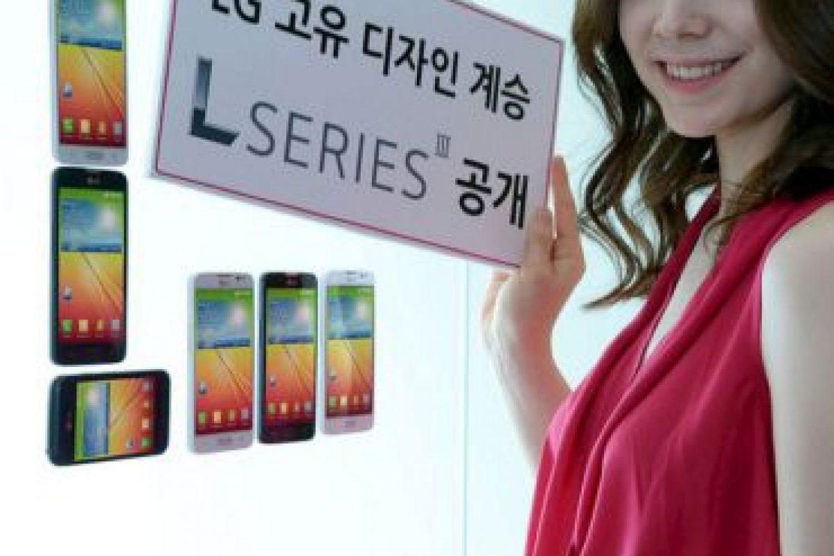 Todos soportan redes 4G. Foto:LG. Imagen Por: