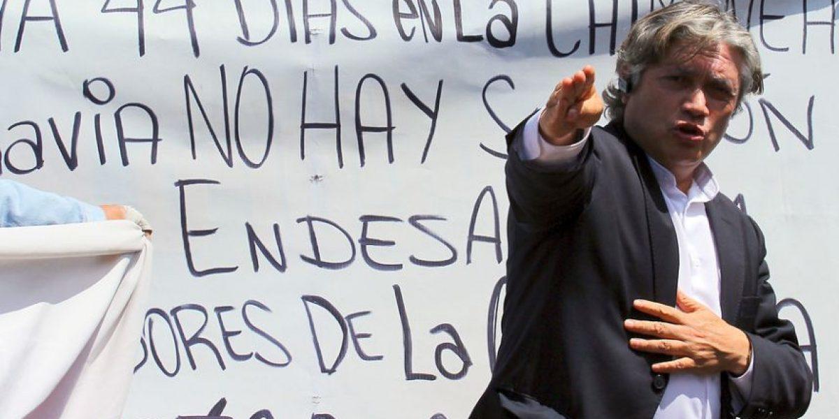 [FOTOS] Políticos chilenos toman partido en la crisis venezolana