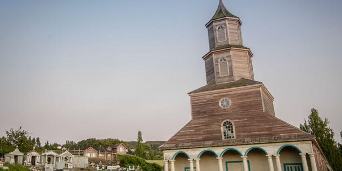 GALERÍA: Un viaje por las bellas iglesias de Chiloé