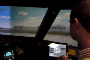 Dos iPads estarán en la cabina. Foto:Iberia. Imagen Por: