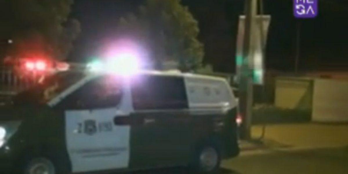 Investigan muerte de sujeto al interior de furgón de Carabineros en Rancagua