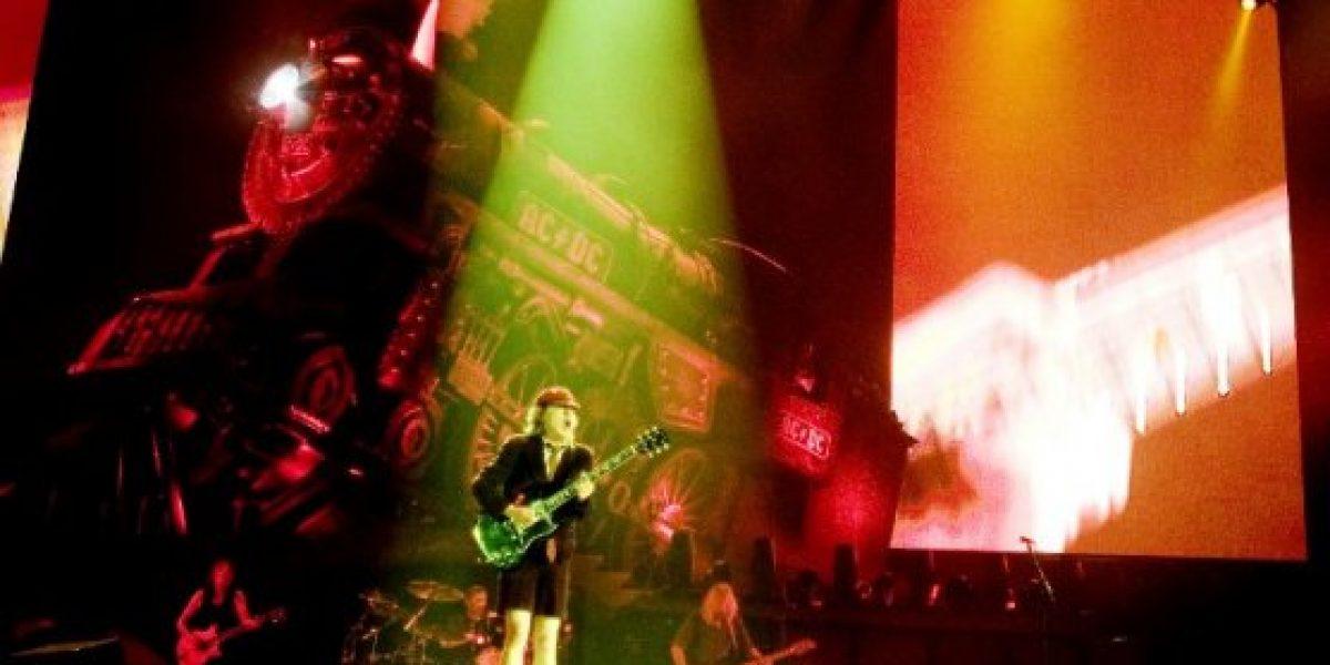 AC/DC celebrará su 40 aniversario con gira y grabación de nuevo álbum
