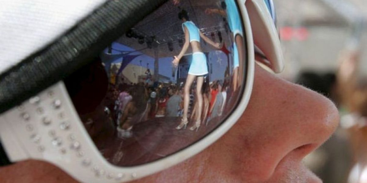 FOTOS: Así son las fiestas en Ibiza