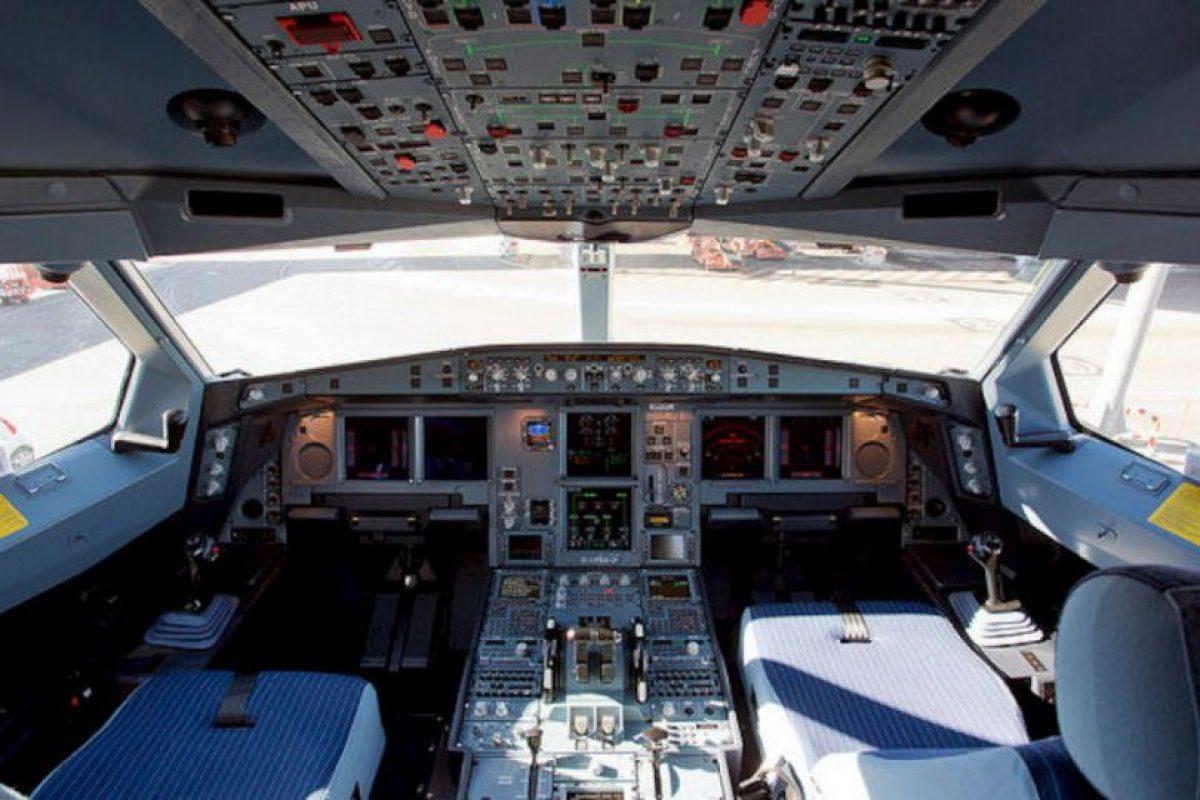 Estrán ubicados en las cabinas de vuelo. Foto:Iberia. Imagen Por: