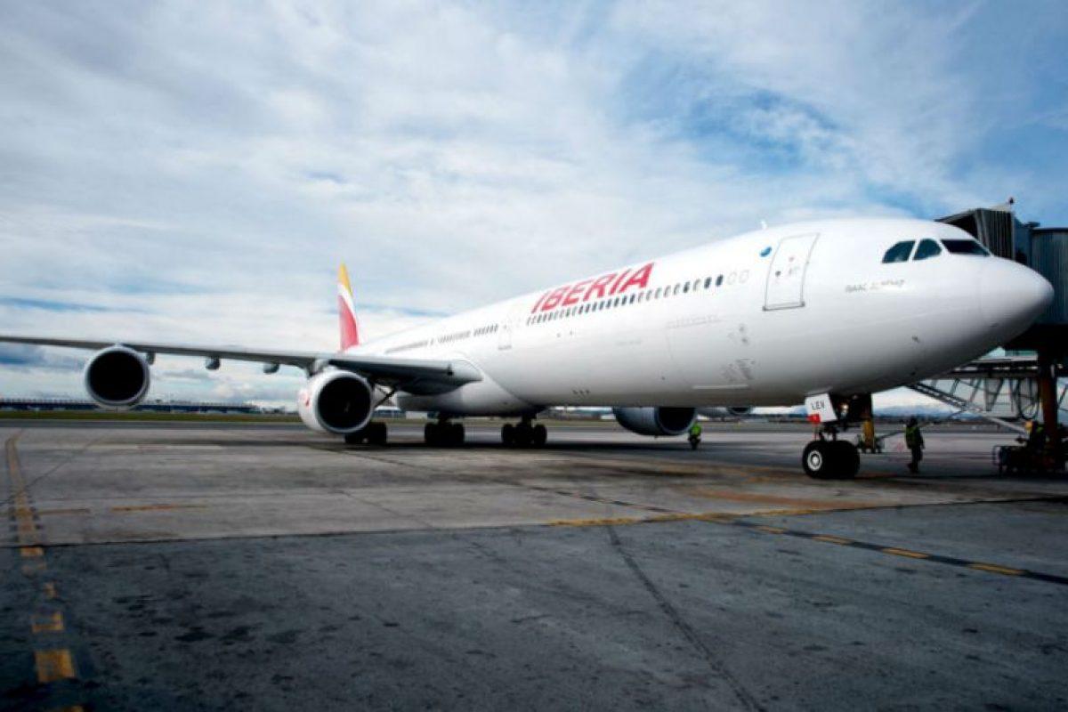 El programa se llama Electronic Flight. Foto:Iberia. Imagen Por:
