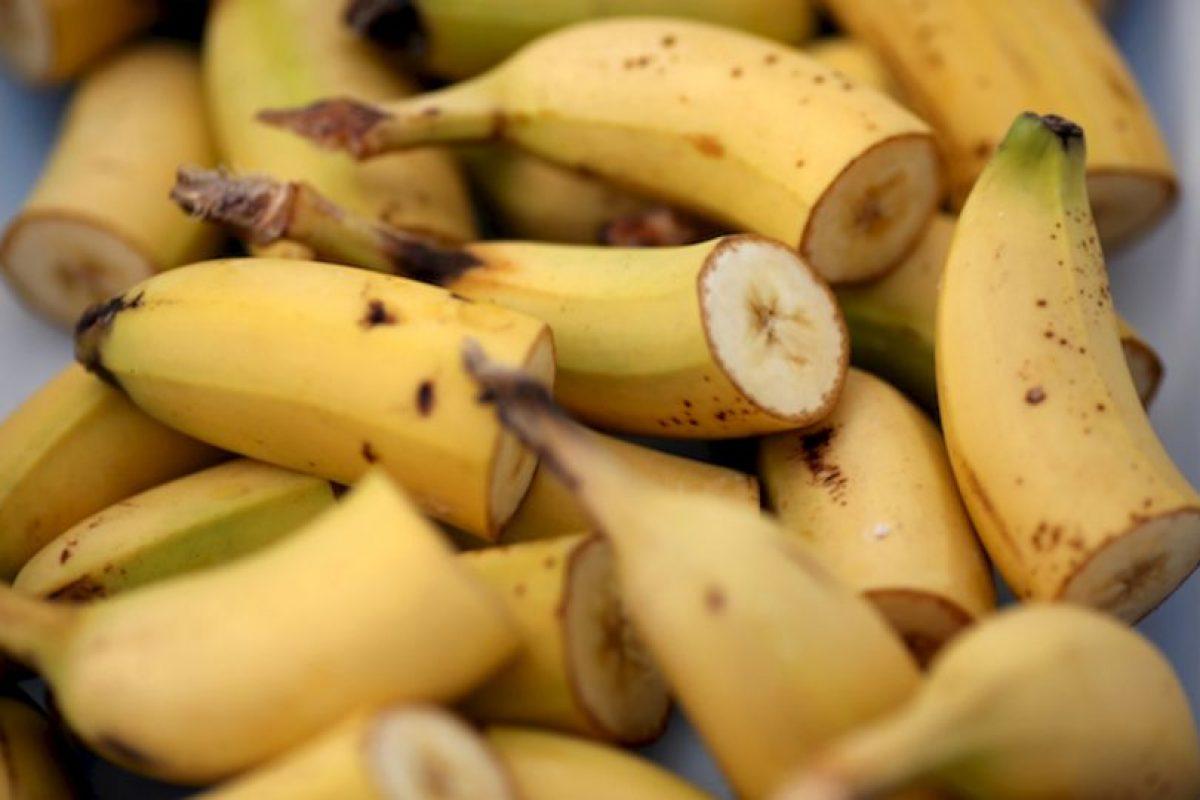 Recupera el potasio que perdemos durante el malestar intestinal Foto:Getty Images. Imagen Por: