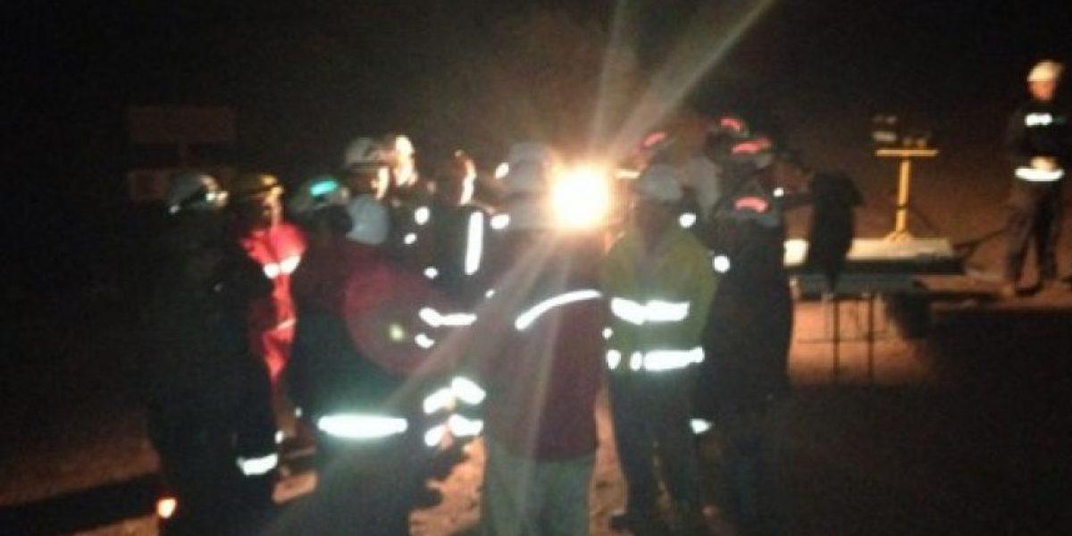 Fiscalía investiga muerte de mineros en derrumbe ocurrido en mina