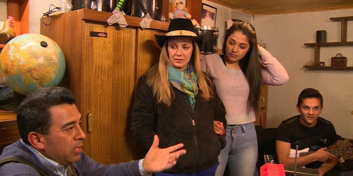 Claudia Conserva forma parte de familia ranchera en
