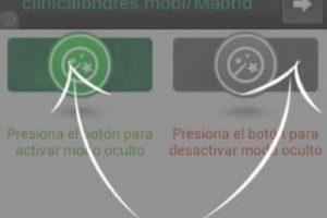 La opción de la izquierda hace posible que no salgan las conexiones. Foto:Kiwiio. Imagen Por: