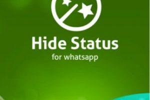 Para Android necesitamos Hide Status. Foto:Kiwiio. Imagen Por: