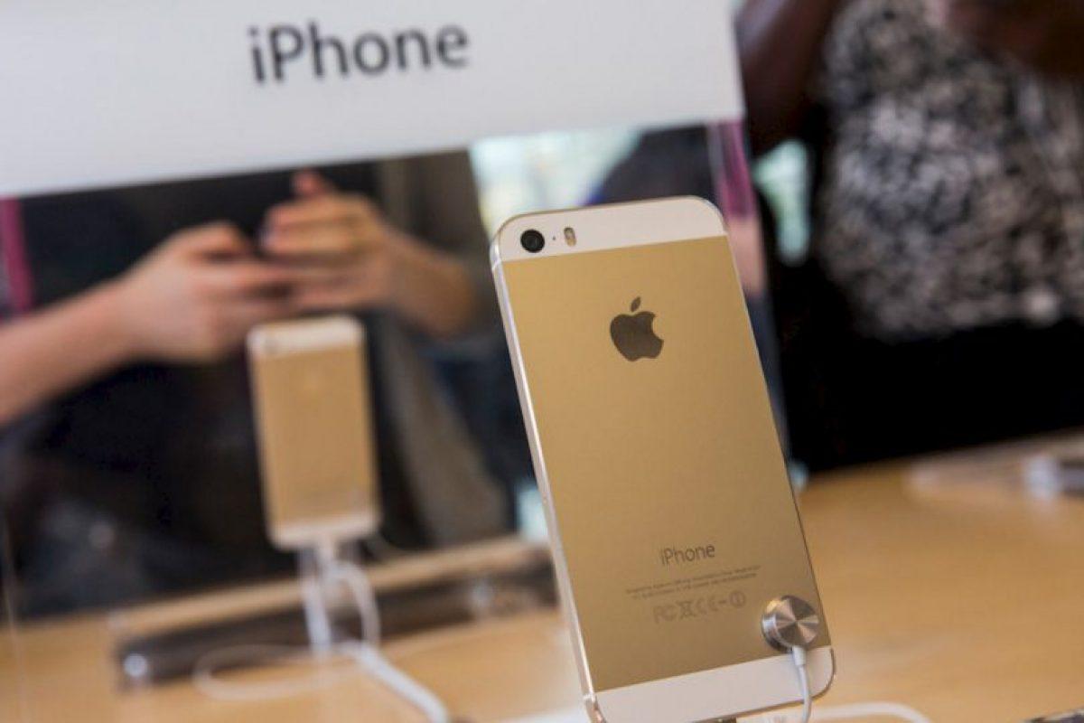 40 millones de iPhones 5S de 64GB Foto:Getty Images. Imagen Por: