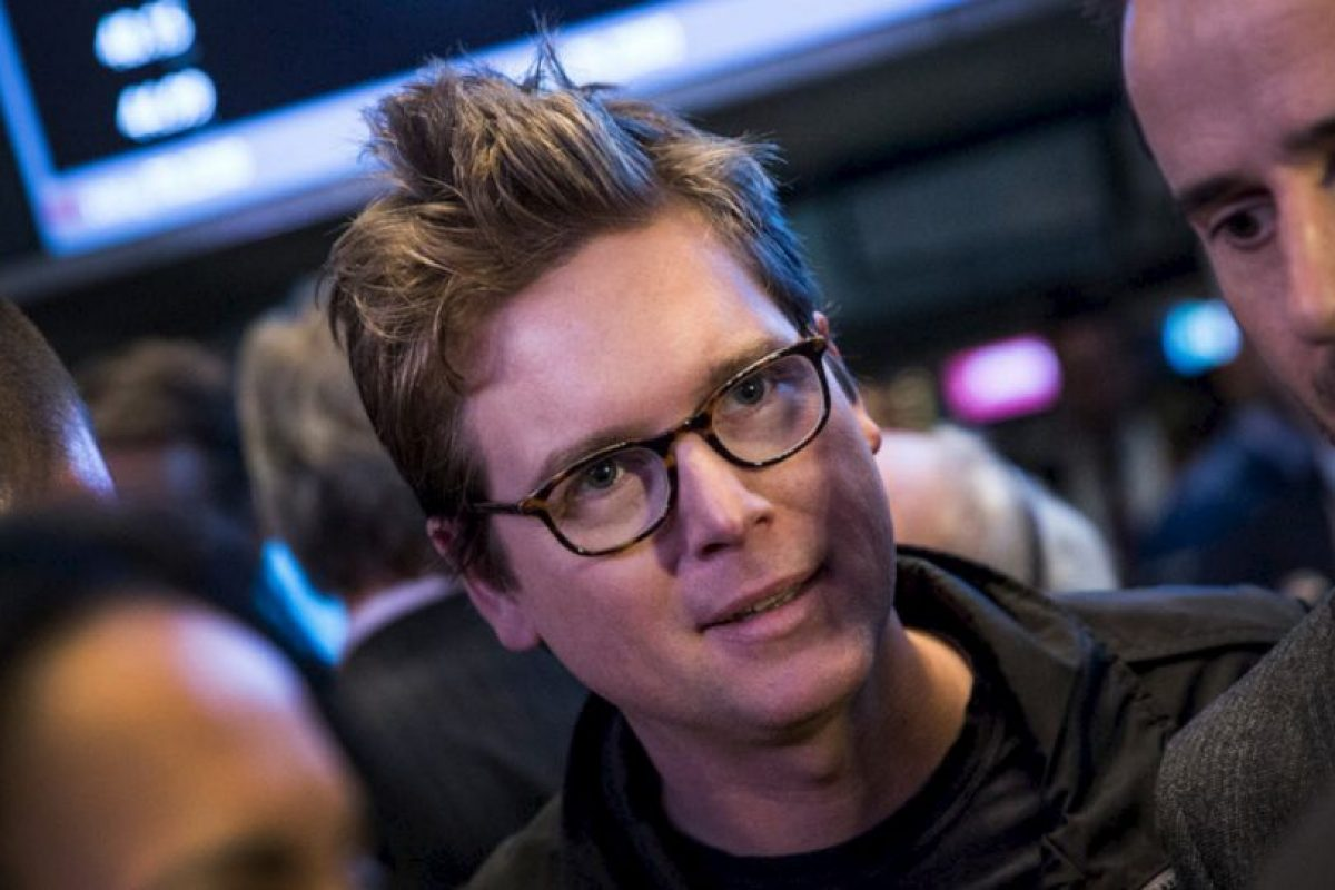 Biz Stone, co-fundador de Twitter Foto: Getty Images. Imagen Por: